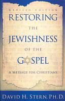 Restoring Jewishness