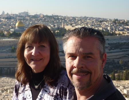 Brent and Bonnie Johnson