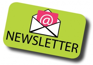 Newsletter sign up page image