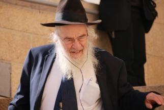 ewish Orthodox man
