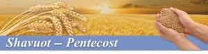 Shavuot - Pentecost